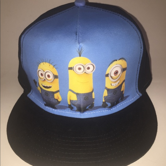 Universal Studios Other - Minion DespicableMe SnapBack Boys Hat